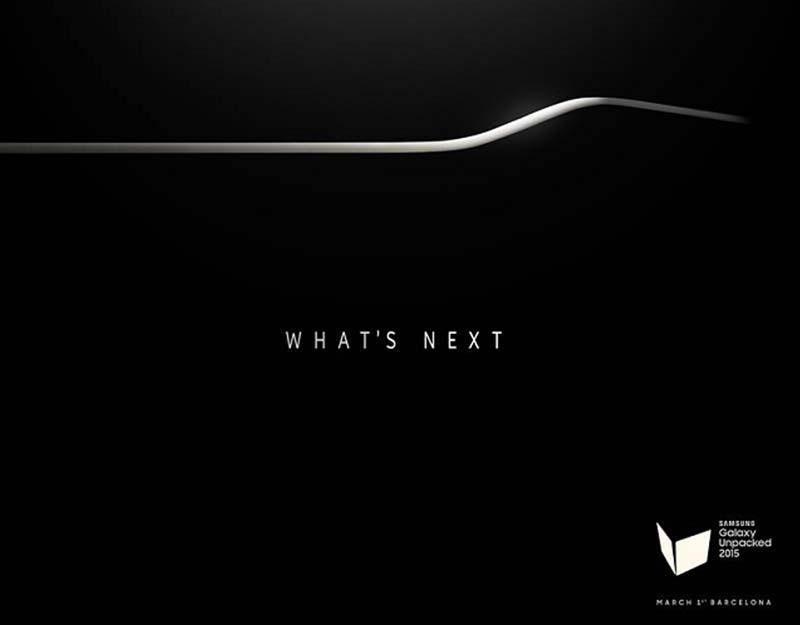 Samsung Galaxy S6 : les invitations sont envoyées à la presse