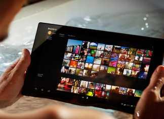 La tablette Xperia Z4 de Sony présentée la semaine prochaine 1