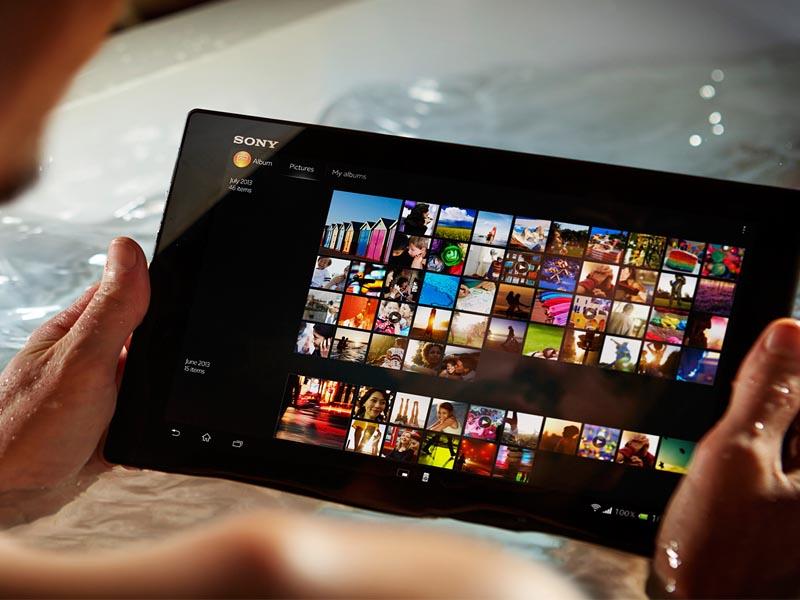 La tablette Xperia Z4 de Sony présentée la semaine prochaine
