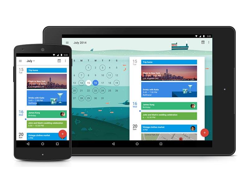 Android 5.1 prévu pour Mars