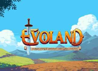 Revivez l'histoire des RPG et des jeux d'aventure classiques sur Evoland 8