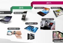 Une tablette LG dotée d'un écran pliable : c'est pour très bientôt ! 3