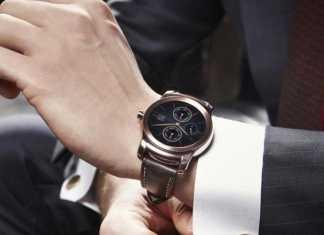 Nouvelle publicité de la montre connectée LG Watch Urbane 3
