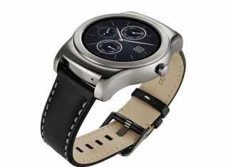 LG nous présente sa montre connectée Watch Urbane 1