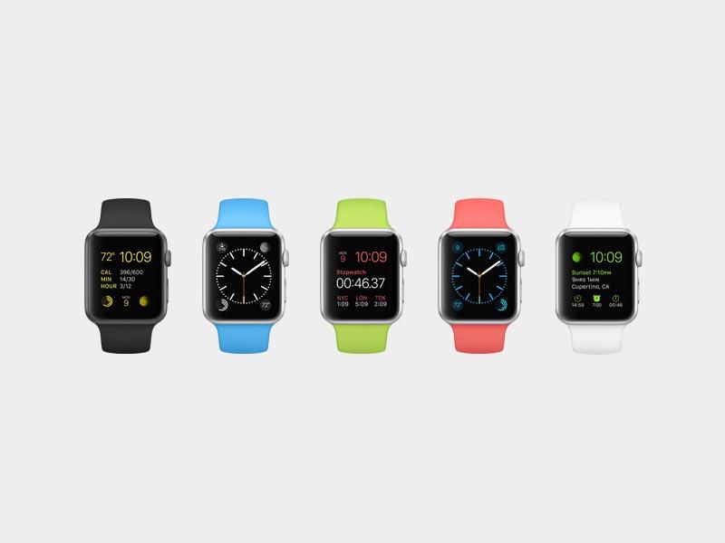Présentation officielle de l'Apple Watch