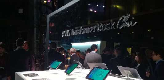 Asus lance officiellement sa gamme de tablette Book Chi en France 5