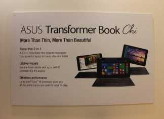[MWC 2015] Asus Transformer Book Chi, 3 modèles transformables sous Windows 8.1 28