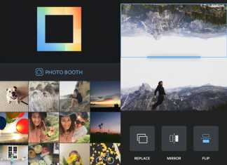 Instagram lance l'application de photomontage Layout 3