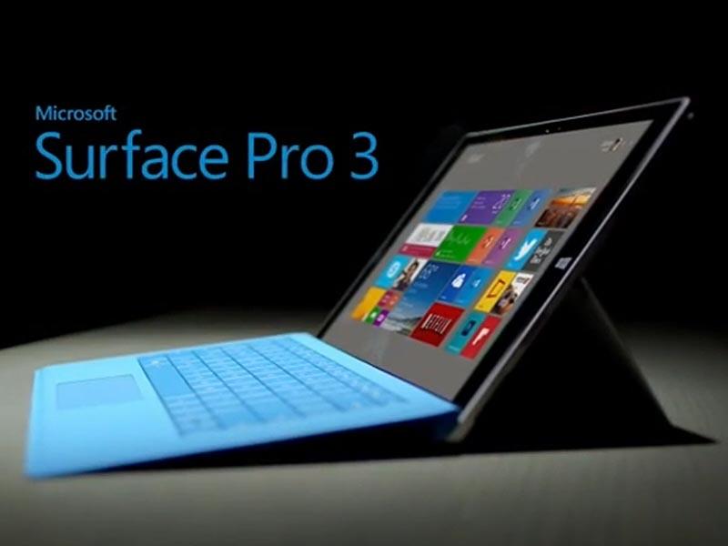 Gagnez une Surface Pro 3 au concours Surface Student Creative Contest