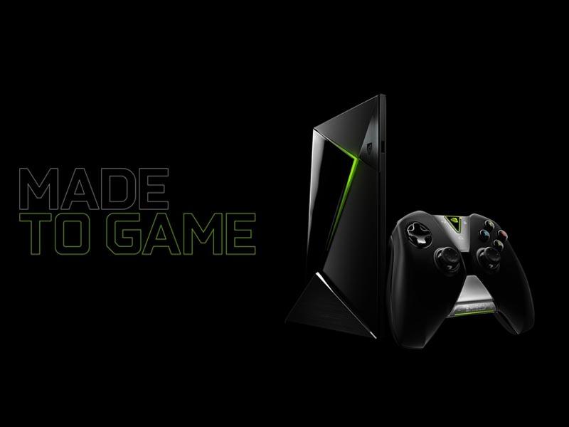 Nvidia annonce sa console de salon SHIELD sous Android