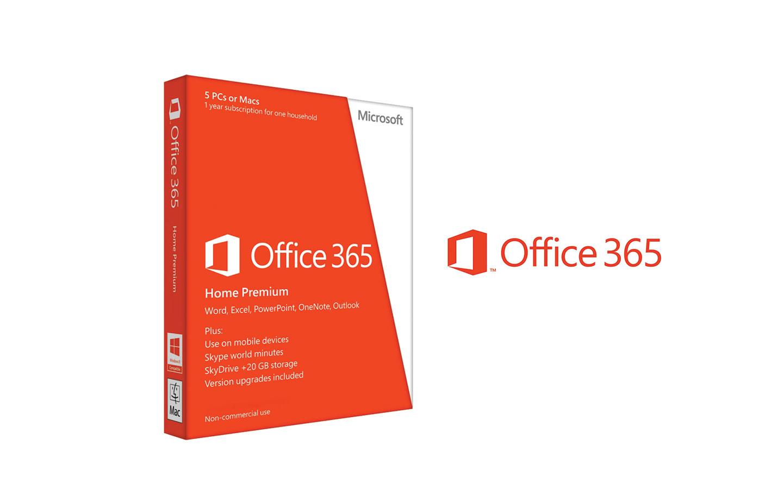 Microsoft Office 365 est désormais gratuit sur les tablettes de moins de 10.1 pouces