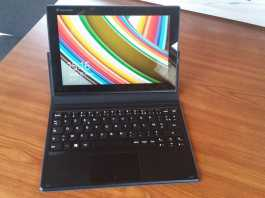 Test de la tablette Lenovo Miix 3 4