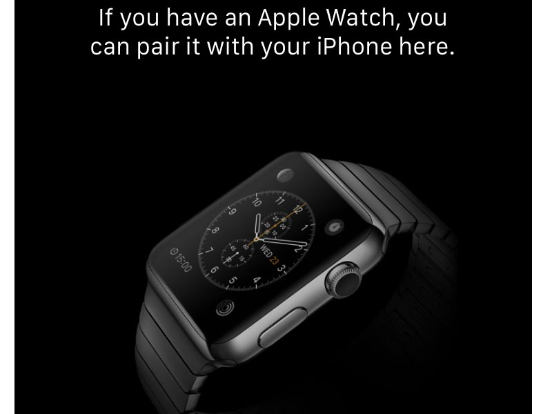 L'iOS 8.2 vient d'arriver avec l'application Activité pour l'Apple Watch
