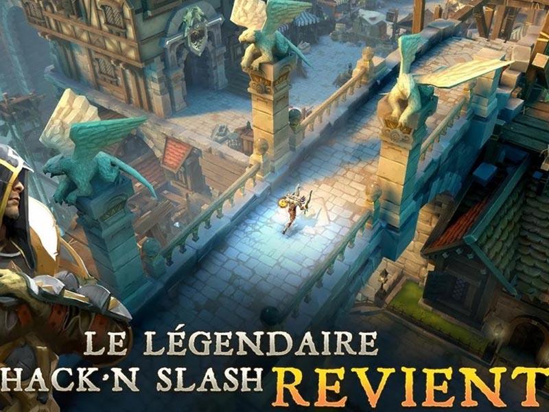 Lancement officiel de Dungeon Hunter 5 sur Android, iOS et Windows Phone