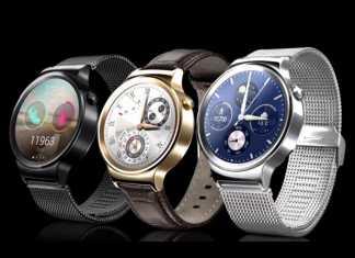 [MWC 2015] Huawei présente sa Huawei Watch 2