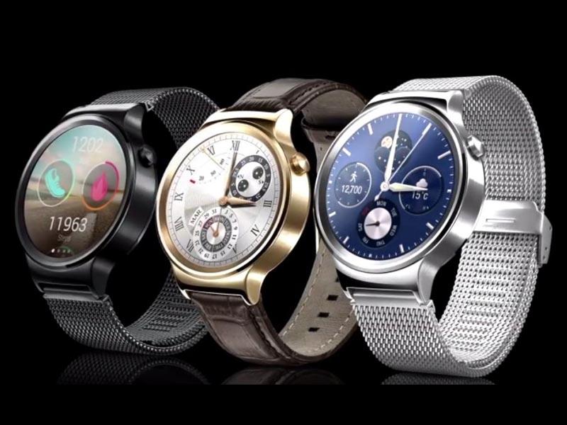 [MWC 2015] Huawei présente sa Huawei Watch