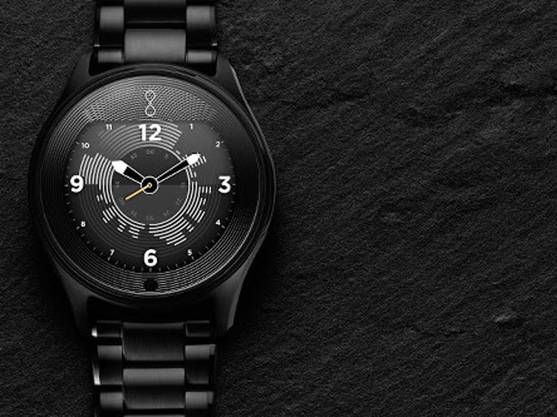 La smartwatch Olio Model One compatible iOS et Android