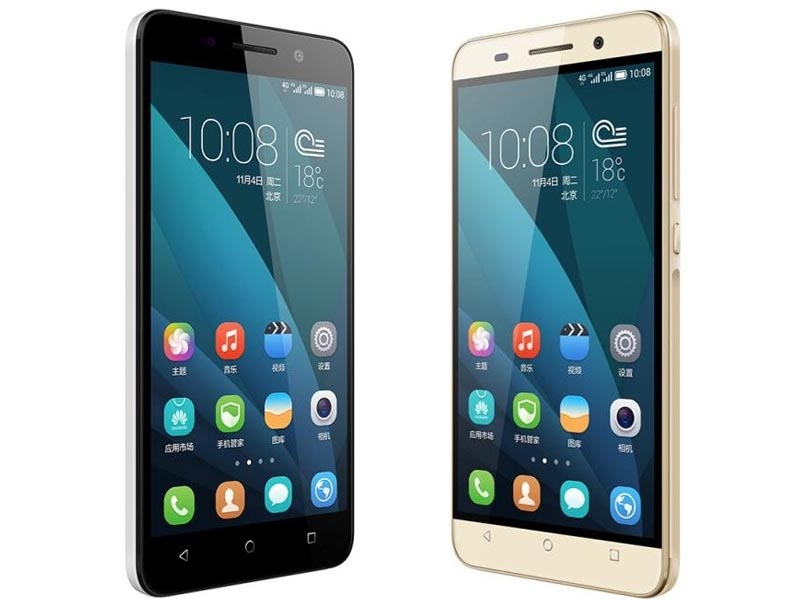 [MWC 2015] Huawei dévoile HONOR 4X
