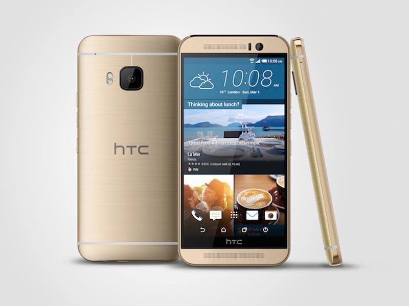 [MWC] Le ONE M9 de HTC officialisé