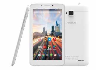 Archos présente 2 nouvelles tablettes tactiles 1