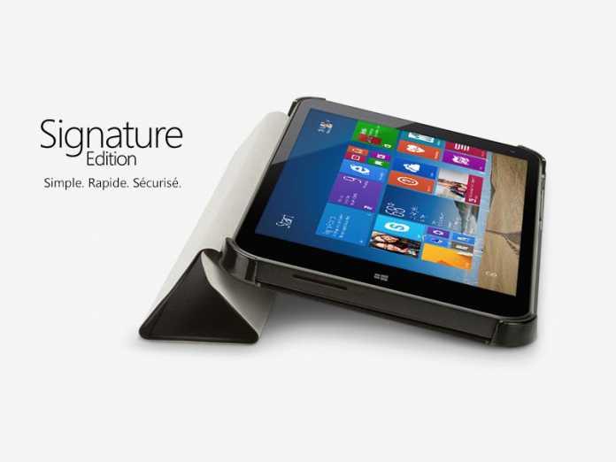 Offre spéciale sur la tablette tactile HP Stream 7 3