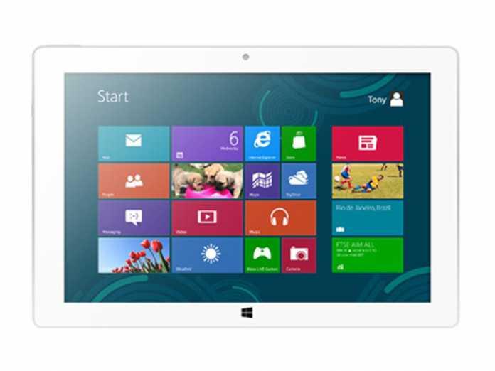 MPMan lance sa nouvelle gamme de tablettes sous Windows 8 2