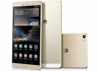 L'Huawei Ascend P8 Max et son écran de 6,8 pouces ! 2