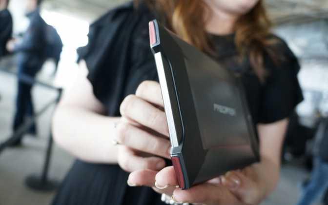 Acer dévoile une tablette orientée jeux vidéo : la Acer Predator Tablet 1