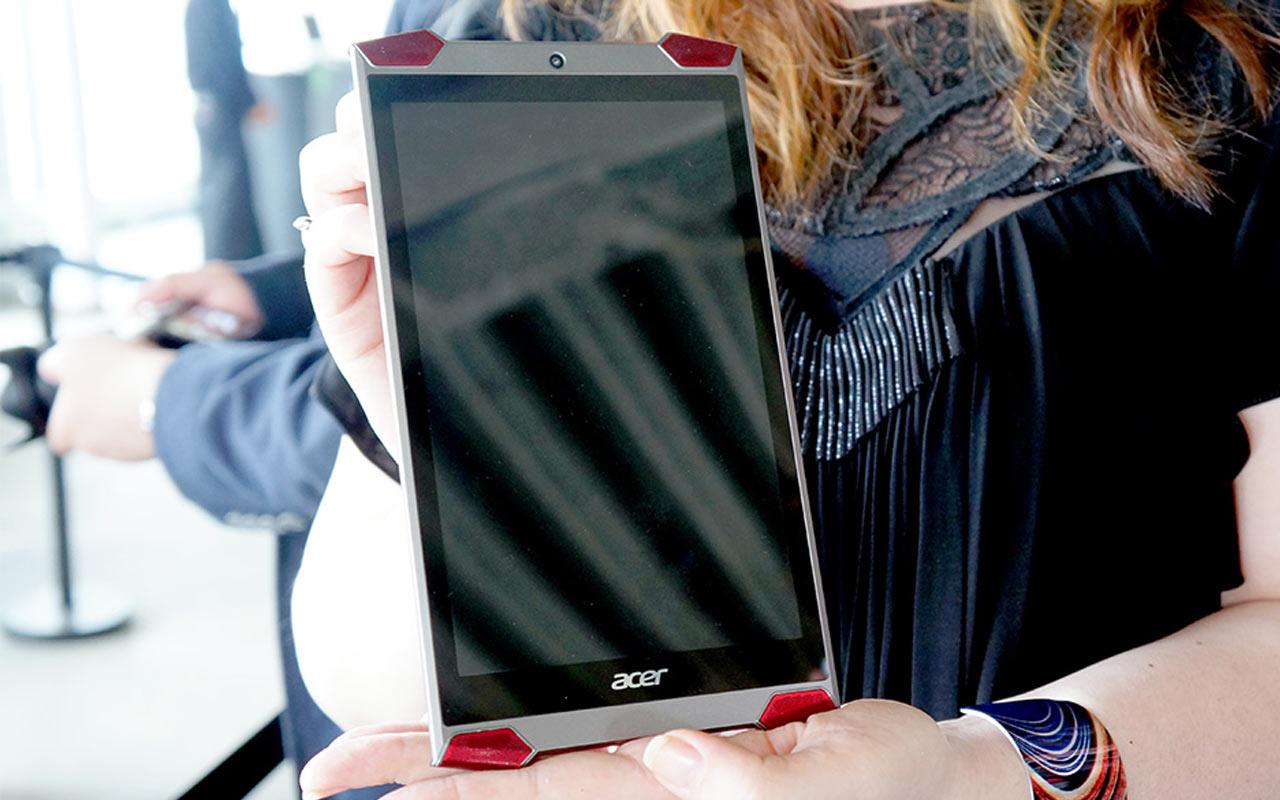 Acer Predator : la tablette haut de gamme d'Acer repérée sur le web