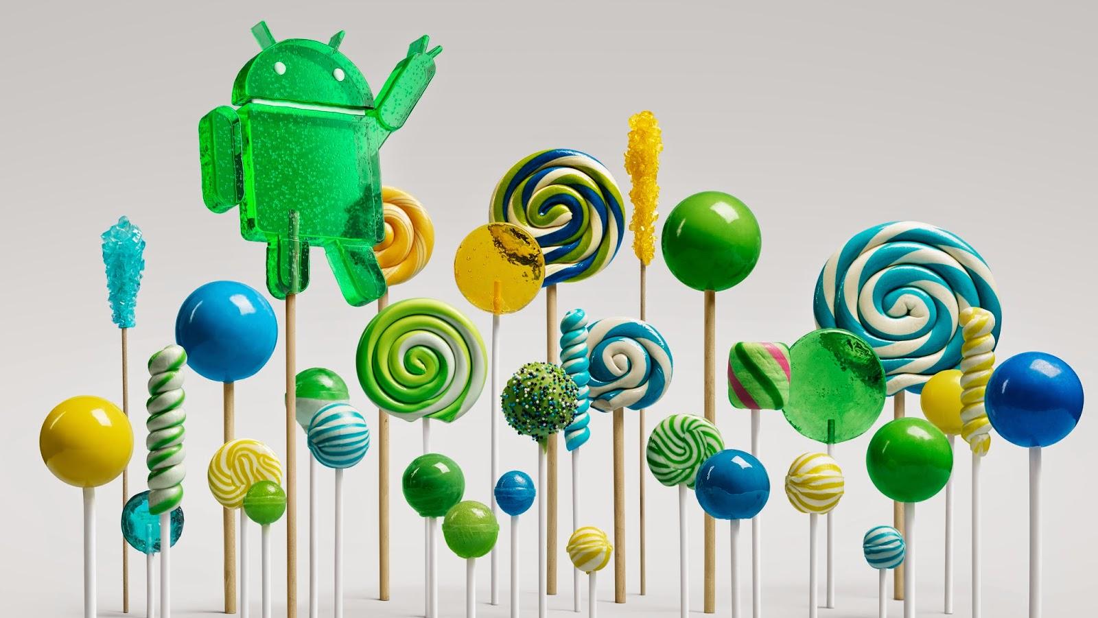 Android Lollipop : la mise à jour peine à percer