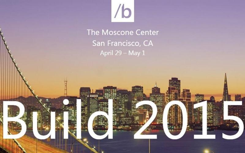 [Live] Suivez en direct la Build 2015 de Microsoft !