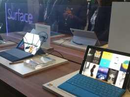 Les ventes de tablettes et de smartphones se portent mieux chez Microsoft 4