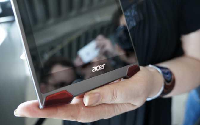 Acer dévoile une tablette orientée jeux vidéo : la Acer Predator Tablet 4