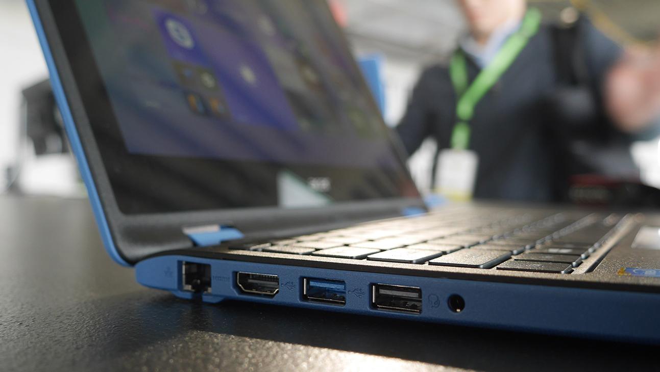 Acer présente ses nouveaux appareils 2015