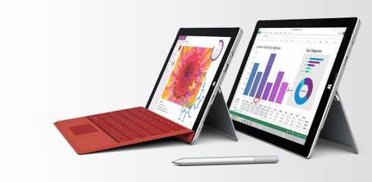 Surface 3 vs Surface Pro 3 : quelle tablette choisir ?
