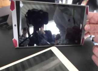 Acer dévoile une tablette orientée jeux vidéo : la Acer Predator Tablet 7
