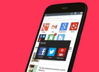 Opera Mini fait peau neuve sur Android 6