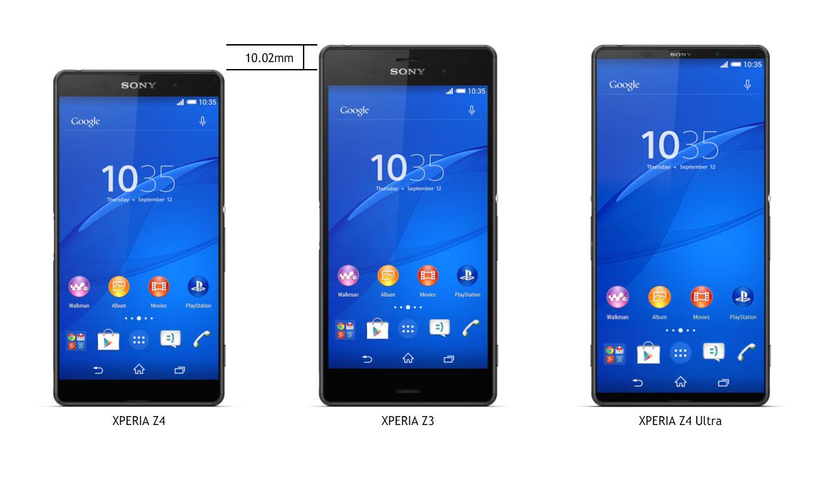 Un Sony Xperia Z4 Ultra avant la fin de l'année ?