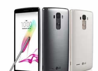 LG décline encore son G4 avec le LG G4 Stylus 1