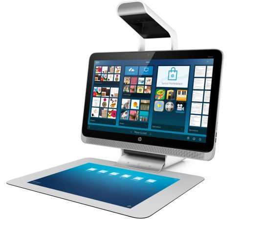 HP Sprout : le tout nouveau concept All-in-One disponible en France 1
