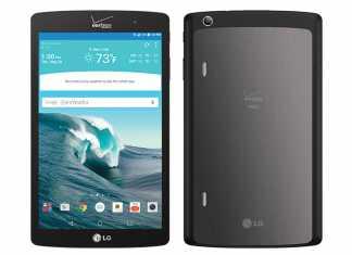 LG G Pad X 8.3 : une nouvelle tablette en préparation chez LG