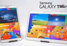 Une Samsung Galaxy Tab S2 prévue pour le mois de Juin 2015