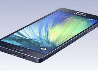 Le Samsung Galaxy A8 devrait sortir en Europe 1