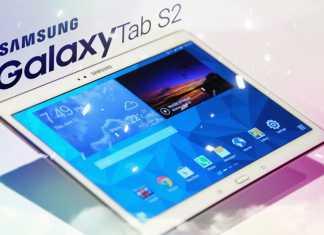 Tablette Samsung Galaxy Tab S2 : les premières images fuitent sur le web 4