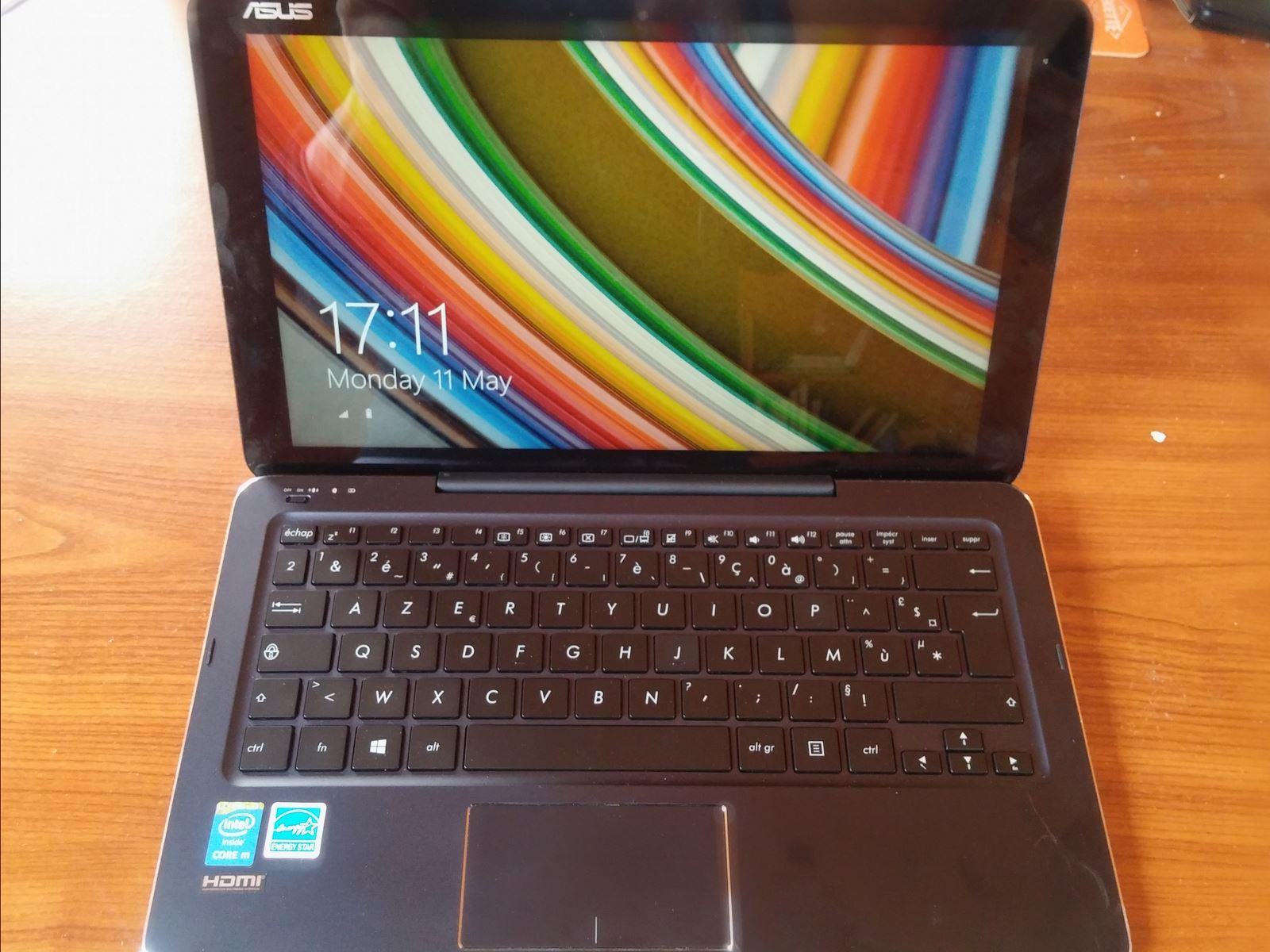 Test tablette hybride Asus Transformer Book Chi T300 ...