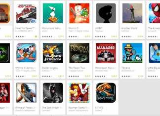 Google Play : plusieurs jeux à prix réduit jusqu'au 12 mai 2