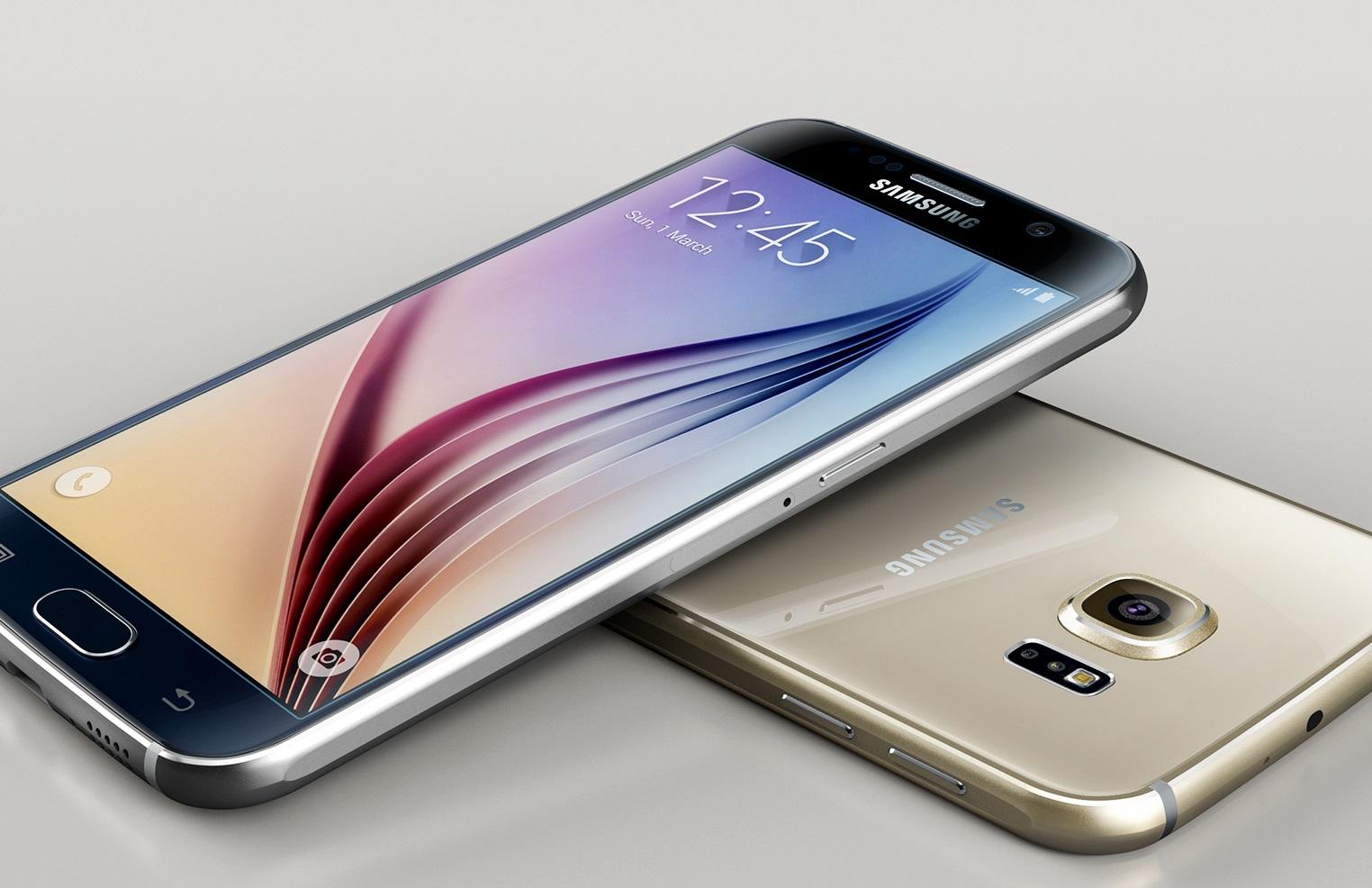 Le Samsung Galaxy S6 bénéficie d'Android 5.1.1 en France