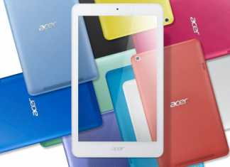 [Computex 2015] les nouveaux Acer Iconia One 8 et Iconia One 7 4