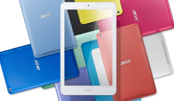 [Computex 2015] les nouveaux Acer Iconia One 8 et Iconia One 7