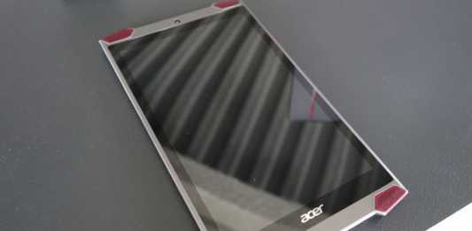 [Computex 2015] Acer Predator : la première tablette tactile avec un processeur Intel Atom X7 2